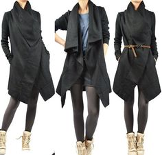 Oh love the versatility. Love clothing items that can be worn many ways.