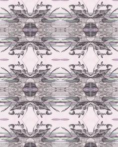 audreyvictoriakeiffer: Lush, mixed media and digitally manipulated, 2012