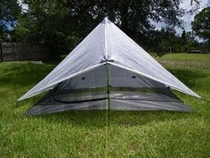 ZPacks.com Ultralight Backpacking Gear - HexaNet Solo Bug Shelter