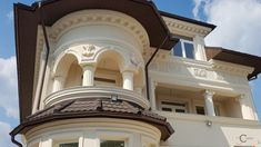 Proiect Casa Rezidentiala zona Podul Grant, Bucuresti – Profile Decorative Design Case, Profile, Exterior, Mansions, House Styles, Home Decor, User Profile, Decoration Home, Manor Houses