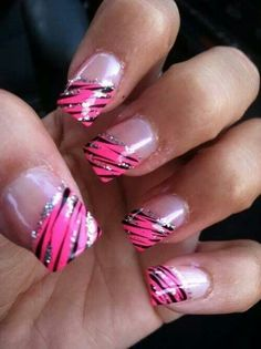 The 104 Best Nails Images On Pinterest Pretty Nails Beauty Nails
