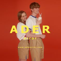 A D E R ERROR 2015 S/S - Official.... / A D E R