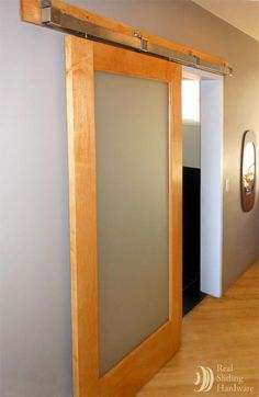 Sliding Bathroom Entry Doors
