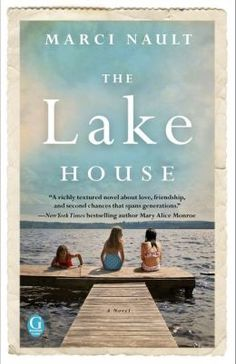 The Lake House coming out May 2013 looking forward to reading this.
