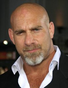 Bill Goldberg was born: December 1966 in Tulsa OK. He is an American professional wrestler, actor, football player, and mixed martial artist color commentator. He is known for his time in WWE and World Championship Wrestling. Bald Men With Beards, Bald With Beard, Goldberg Wwe, Bill Goldberg, Scruffy Men, Hairy Men, Bald Actors, Wwe Lucha, Bald Men Style