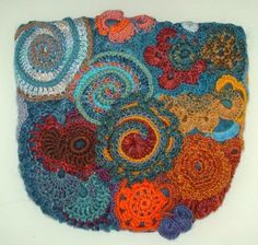 Cecile freeform 2 - Photo de Freeform crochet - Easy Crochet