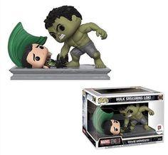 Funko Pop Marvel-vacances en stock Hulk avec présente #398