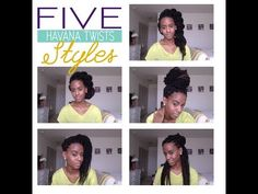 Don't let your protective styling fall prey to boredom. Keep your look fresh and fabulous with these fun styles!