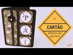 CARTÃO DIA DOS PAIS l DIY Juliana Ayumi - YouTube