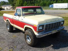 1978 FORD F-150 RANGER - Vicari Auctions