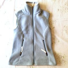 Patagonia Synchilla Baby Blue Vest Size XS Like new!!! Worn and hand washed. 100% Polyester. Made in Canada. Bought from REI. Patagonia Jackets & Coats Vests