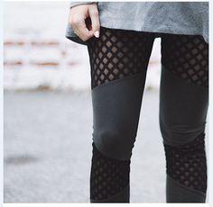 Yoga Pants 2016 Woman Ladies High Waist Running Tights/ Pants Women Fitness Leggings plus size S-XL http://playertronics.com/products/yoga-pants-2016-woman-ladies-high-waist-running-tights-pants-women-fitness-leggings-plus-size-s-xl/