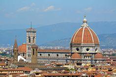 Florencia en crucero http://icruceros.eu/