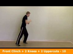 The Krav Maga Workout - 25 Minute Complete Cardio Workout