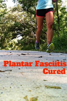 Have you ever suffered from plantar fasciitis? If you have, you know how painful and persistent it can be and how it can impact your running. Here's one surprising way to find relief for plantar fasciitis.