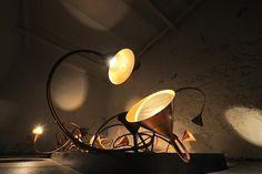 Rebecca Horn, Lotus Shadow on ArtStack #rebecca-horn #art