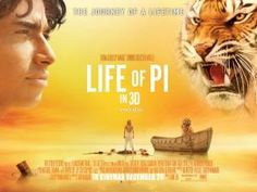 ASIAN CINEMA OR FILMS SET IN ASIA: Life of Pi poster