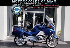 Specifications for the 2008 BMW R 1200 RT