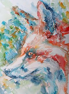 Mr Fox | by lizchaderton