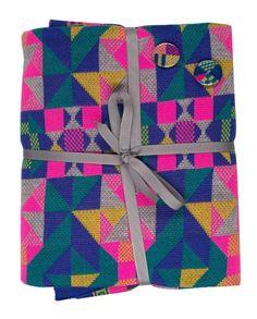 Sarah Elwick pram blanket, £59