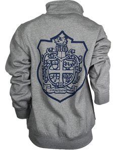 Kappa Beta Gamma Crest Half-Zips by Adam Block Design | Custom Greek Apparel & Sorority Clothes | www.adamblockdesign.com