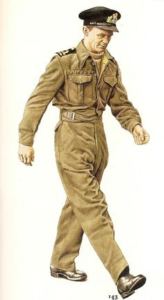 Lieutenant ,Royal Pin by Paolo Marzioli British Uniforms, Ww2 Uniforms, Navy Uniforms, Military Uniforms, British Soldier, British Army, Modern History, British History, Military Art