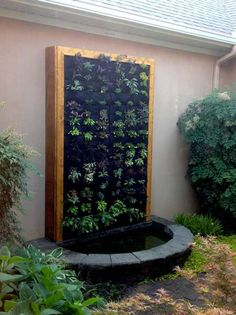 florafelt vertical garden