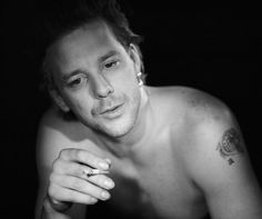 Mickey Rourke This is a perfect case for NOT doing cosmetic surgery!!  He used to be so hot and he would have been even hotter as he aged.  Now he doesn't look young and he doesn't look hot.