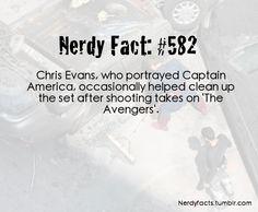 Chris Evans - you adorable precious thing.