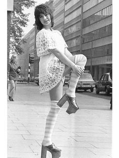 MIss Nati Collazo: this is an example of fashion from the past, that inspired the future.... inspi: shoes