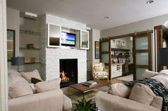TV Cover Design Ideas, Pictures, Remodel, and Decor - page 8