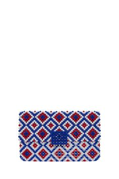 Donna Clutch By DEL DUCA @ http://www.boutique1.com/