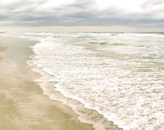 Canvas Art SALE Large Wall Art Beach Photography by StudioSwede13