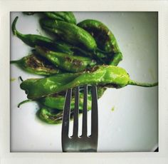 Love these peppers! A splash of soy is extra awesome!