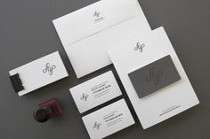 Flip Creative Stationery Suite (The Hungry Workshop)
