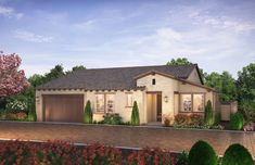 Citron at The Grove in Camarillo, CA by Shea Homes | Residence 1D Exterior Rendering   #sheahomes #sheahomessocal #livethedifference #liveethesheadifference #CitronAtTheGrove #Camarillo #newhomes #venturanewhomes #venturacounty #realestate Sales: Shea Homes Marketing Company (CalDRE #01378646), Construction: SHSC GC, Inc. (CSLB #1012096). Equal Housing Opportunity.