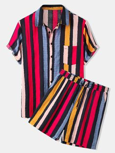 Stylish Mens Outfits, Cool Outfits, Casual Outfits, African Clothing For Men, African Men Fashion, Summer Shirts, Look Fashion, Lounge Wear, Long Sleeve Shirts