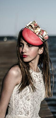 #Tocados #GloriaVelazquez #Invitada #Boda