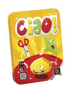 gigamic - ciao - card game - fun