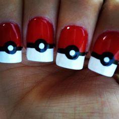 32 Best Pokémon Go Inspired Nails Gotta Catch Em All