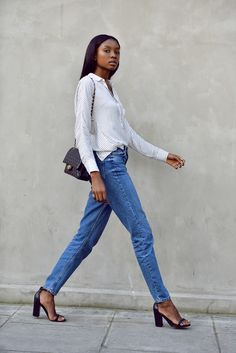 http://www.bisousnatasha.com/striped-shirt-x-mom-jeans/