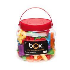 Box 71 Chiffres magnétiques Oxybul pour enfant de 3 ans à 8 ans - Oxybul éveil et jeux