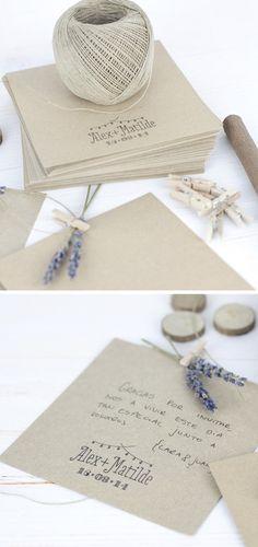 Si quieres que tu boda sea única no puedes dejar pasar la oportunidad de sacarle el máximo provecho a tu sello personalizado. Podrás darle tu toque personal a todos los detalles de tu gran día.