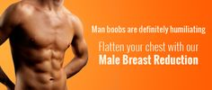 In #Greek, the meaning of #Gynaecomastia is 'Women like breasts'. This can happen due to the increase in the #glandular #tissue. If you want to have a #flatter, #firmer and better #contoured male chest then you can go with this surgery.