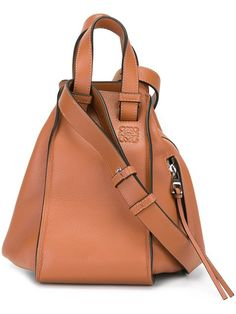 Shop Loewe contrast stitching tote bag at Farfetch now