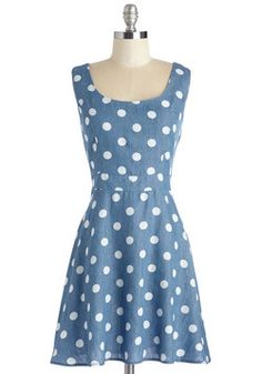 Call the Dots Dress.  $70.