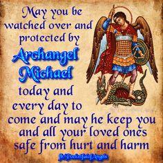 The Archangel Michael Prayers - CLICK HERE ➡ http://www.myangelcardreadings.com/michael