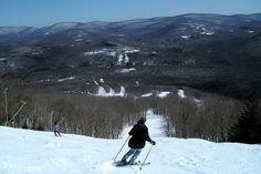 Belleayre Mountain, Catskill Mountains, New York State