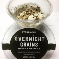 Not a morning person? Starbucks' yummy new vegan breakfast item will make you one.