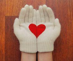 Pour la Saint-Valentin, customisons nos gants et déclarons notre flamme !